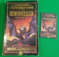 Demonstealer ***1st EDITION!!*** Ian Livingstone Fighting Fantasy Puffin #1