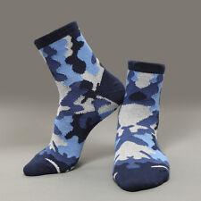 Men's Ankle Sports Socks Sock Casual Short Sport camouflage Cotton Socks NEW