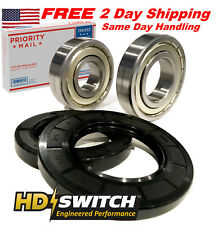 Sears Kenmore Maytag Front Load Washer Tub (2) Bearing & (2) Seal Kit W10772619
