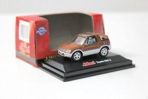 1:72 Schuco Toyota RAV 4 brown/silver