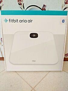 New Fitbit Aria Wi-Fi Smart Scale - White