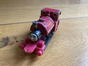 Vintage ERTL Thomas The Tank Engine & Friends Train 1997 Skarloey Die Cast