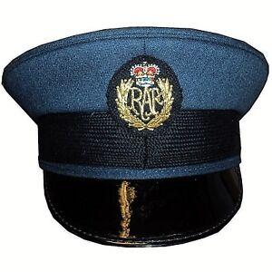 RAF Air Man Peaked Cap Royal Air Force Genuine British Army Surplus Hat