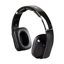 Auricolari e cuffie bianche con bluetooth wireless DJ