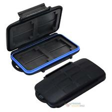 Waterproof Anti-shock Memory Card Case Holder for 8 x SDHC Cards MC-SD8