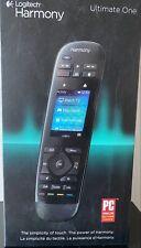 Logitech Harmony Ultimate One Smart Remote in box