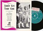 Annie get your gun ORIG OZ Promo EP NM Dolores Gray Bill Johnson Columbia '58