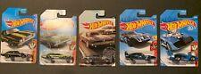 Hot Wheels 5 Lot Dodge Chargers New 69 500 69 500 69 69 Daytona Daytona Tooned