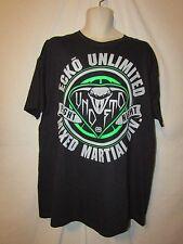 mens ecko unltd mma t-shirt L nwt cobra black