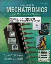 Introduction to Mechatronics and Measurement Systems(Int' Ed Paperback)4 Ed