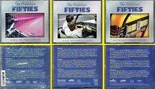 Heartland FABULOUS FIFTIES Unforgettable & Back To 50s Wonderful Years 9 CD Lot