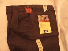 Dockers Classic Fit Men's Original Khaki Pleated Pants- Gray, Size-36 x 29 NWT