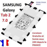 """Batterie pour Samsung Galaxy TAB2 7.0"""" / P3100 P3110 P3113  SP4960C3B  4000 MAH"""