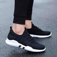 Women Tennis Shoes Flyknit Casual Athletic Walking Running Trainner Sport Sneake