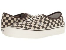 RARE MEN'S VANS AUTHENTIC ULTRACUSH SF SHOES SIZE 12 DISTRESSED CHECKER