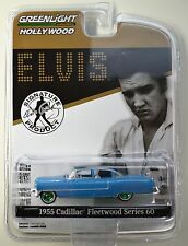 Greenlight Hollywood 16: 1955 CADILLAC FLEETWOOD SERIES 60  Green Machine  ELVIS