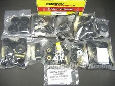 Energy Suspension Hyperflex Bushing Kit Black CRX Civic 88-91
