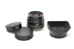 Leica 35mm f2.8 Leitz Wetzlar Elmarit-R Lens 35/2.8 Germany S/N 2855151