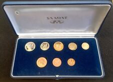 South Africa 1993 Short Proof Set in Mint Box - Excellent