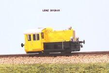 D 213 FS LENZ BLACKSTAR 30126-01 FS locomotiva diesel Kof  gialla  digitale