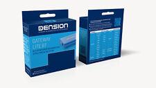 GBL3BM1 Dension Gateway Lite interface USB iPod iPhone MP3 Bluetooth BMW X3 E83