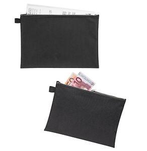 Veloflex Dokumententasche Banktasche Transporttasche A4 / A5 / DIN Lang wählbar