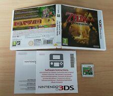 THE LEGEND OF ZELDA A LINK BETWEEN WORLDS NINTENDO 3DS PAL ESPAÑA 2DS N3DS