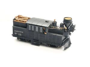 Bachmann HOn3 - Shay Logging 2 Truck Locomotive Narrow Gauge