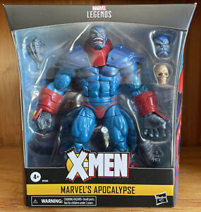 Marvel Legends AOA Age of Apocalypse 7-Inch Apocalypse Deluxe Action Figure MISB