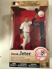 Derek Jeter Yankee Stadium Farewell McFarlane Collector's Edition