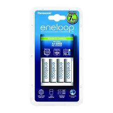 Panasonic eneloop BQ-CC17 Ladegerät  incl. 4xAA Akku +4x AA (8Akku) +2x Akkubox