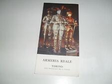 ARMERIA REALE TORINO ENTE PROVINCIALE PER IL TURISMO ANNI 60, IMMAGINI DEL MUSEO