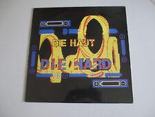 DIE HAUT-DIE HARD-WSFA SF 91-VINYL LP RECORD-GERMAN IMPORT-NM