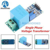 AC Output Active Single Phase Voltage Transformer Module Sensor For Arduino DIY