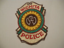 WICHITA KS POLICE DEPT Home Decor Metal Sign Gift 106180012039