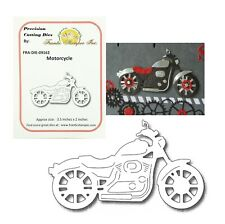 Motorcycle Metal Die Cut Frantic Stamper Cutting Dies Fra-Die-09162 Bike