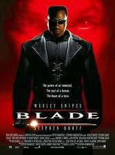 Blade trailer/film/cinema film trailer wesley snipes vampire