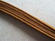 10M Light brown Synthetic Silk Tsuka ITO For sword (seppa-habaki-fuchi-mekugi)