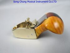 "Thumb brass convex bottom planes 1 7/8"" violin.cello bass.woodworking tool #585"