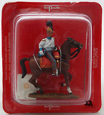 Figurine Cavalier Del Prado Officier Régiment de Brandebourg Prusse 1813 Figuren