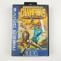 .Eternal Champions | Sega Mega Drive |  PAL | Free Postage