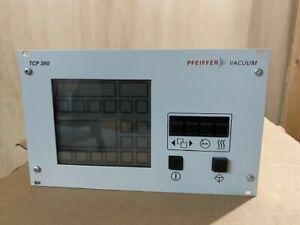 Pfeiffer Vacuum TCP 380 Turbo Pump Controller PM C01 680