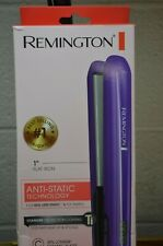 "Remington 1"" Flat Iron with Anti-Static Technology and Digital Controls S5500"