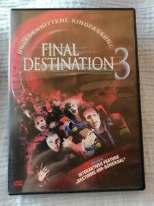 Final Destination 3 (Ungeschnittene Kinofassung) - DVD - FSK 18