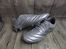 ADIDAS COPA 20.1 SG LEATHER FOOTBALL BOOTS BN PRO 11uk SILVER ENCRYPTION PACK