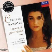 "CECILIA BARTOLI ""MOZART PORTRAITS"" CD NEW+"