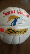 Volley Ball Seoul Classic Spik'in It 2 ball for 9.95