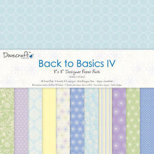 Smooth Scrapbooking Cardstock Dovecraft