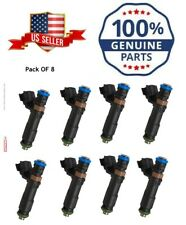 (8) Ford Motorcraft Fuel Injectors for 05-07 Expedition F150 F250 F350 Navigator