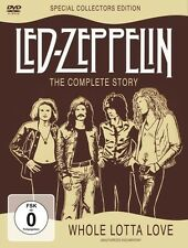 LED ZEPPELIN: THE COMPLETE STORY - WHOLE LOTTA LOVE  DVD NEU